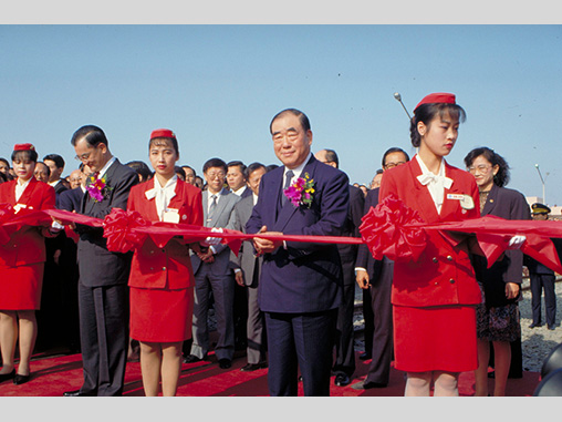 Premier Hau attends opening of South-Link Line railway