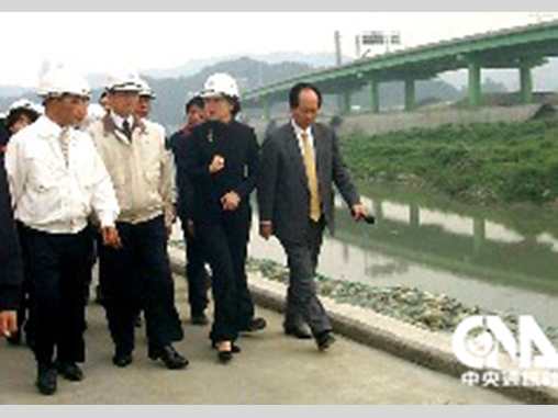 Executive Yuan approves Keelung River improvement project