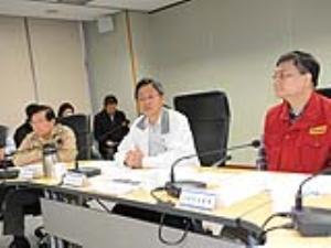 Premier Chang leads meeting on earthquake disaster mitigation